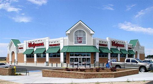 Pharmacie Walgreens USA