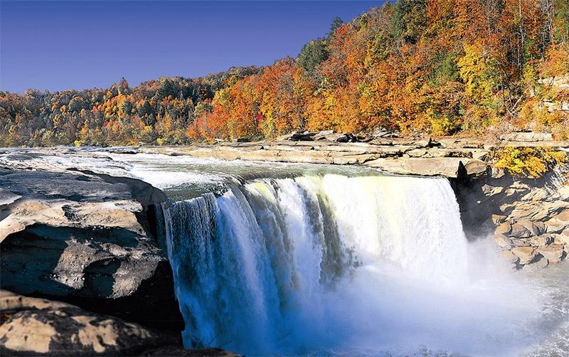 Cumberland Falls State Park Kentucky