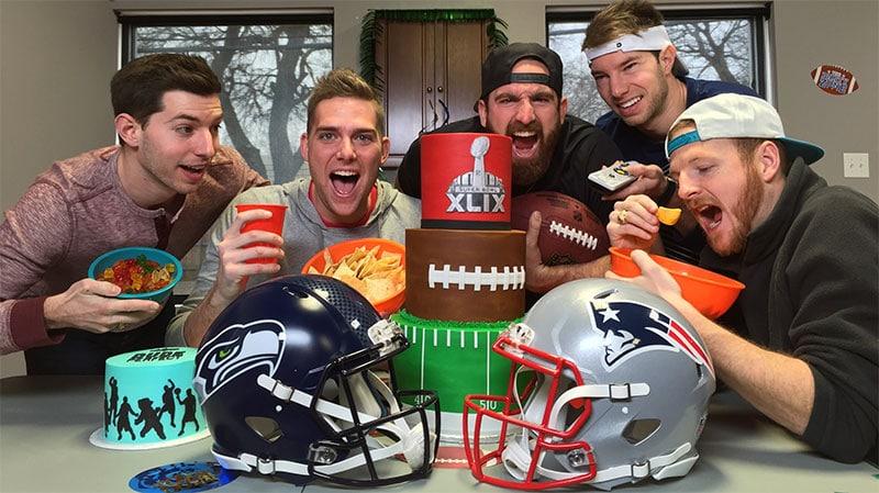 Soirée du Super Bowl