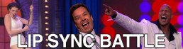 Anne Hathaway The Rock Jimmy Fallon Lip Sync Battle