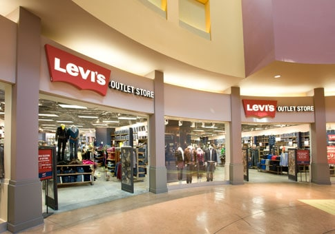 magasin d'usine levi's outlet store