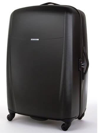 valise samsonite noire coque rigide. Black Bedroom Furniture Sets. Home Design Ideas