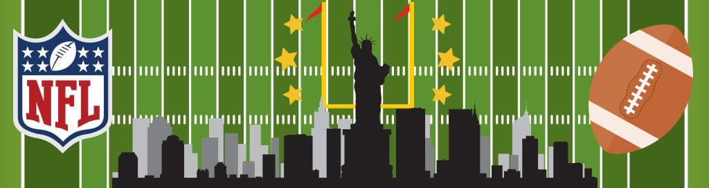 NFL Match de football américain à New York