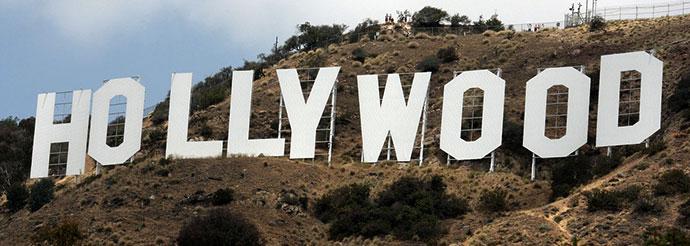 panneau hollywood à los angeles