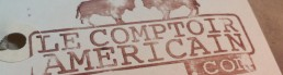 logo comptoir américain