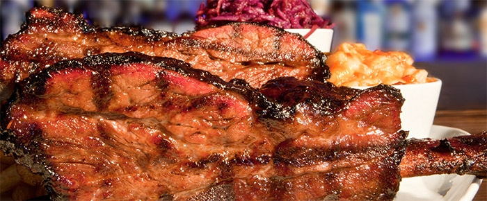 Recettes de barbecue made in usa texas bbq passion - Temps de cuisson cote de boeuf au grill ...