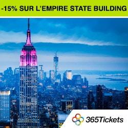Bon plan Empire State Building