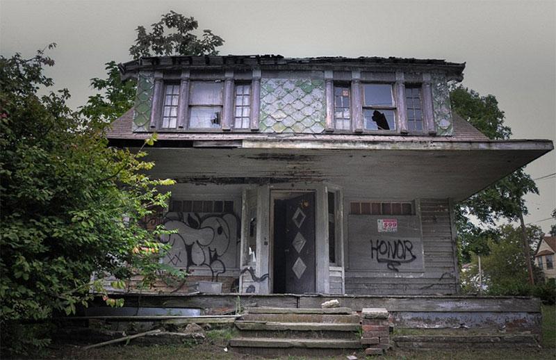 Anthony Sowell maison tueur en serie cleveland ohio