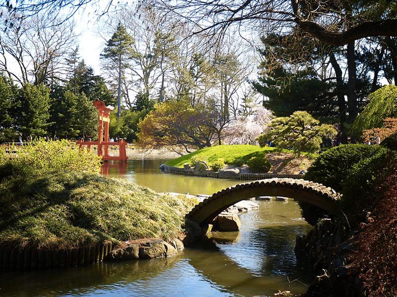 Brooklyn Botanic Garden à New York