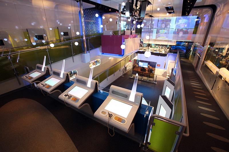 Sony Wonder Technology Lab à New York