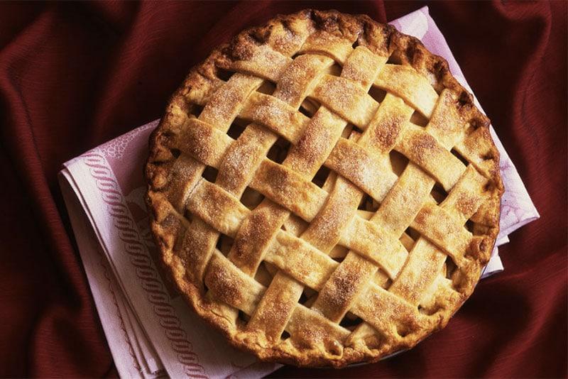 Apple Pie comme aux Etats-Unis