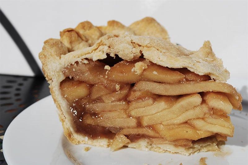 Part d'Apple Pie