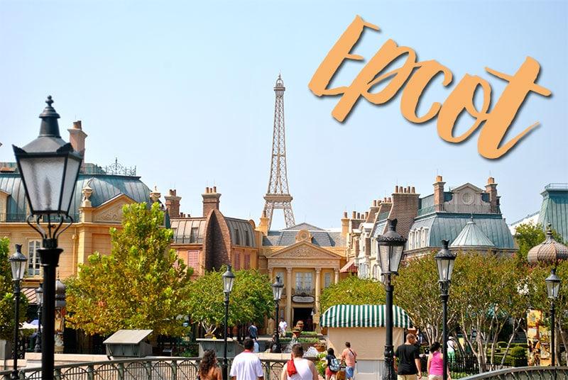 Paris à Epcot, Walt Disney World