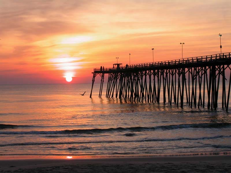 Carolina Beach Caroline du Nord