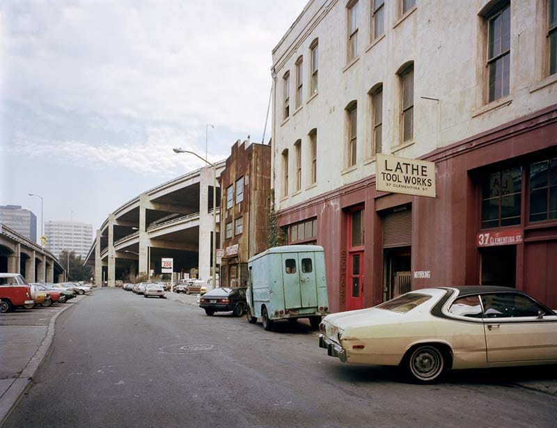 Janet Delaney San Francisco South of Market