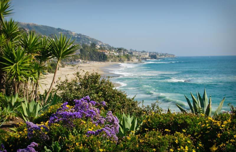 Laguna Beach Californie