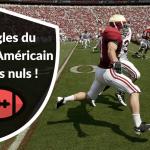 Les règles du Football Américain pour les nuls