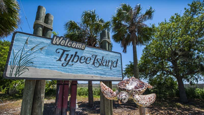 Tybee island Georgie