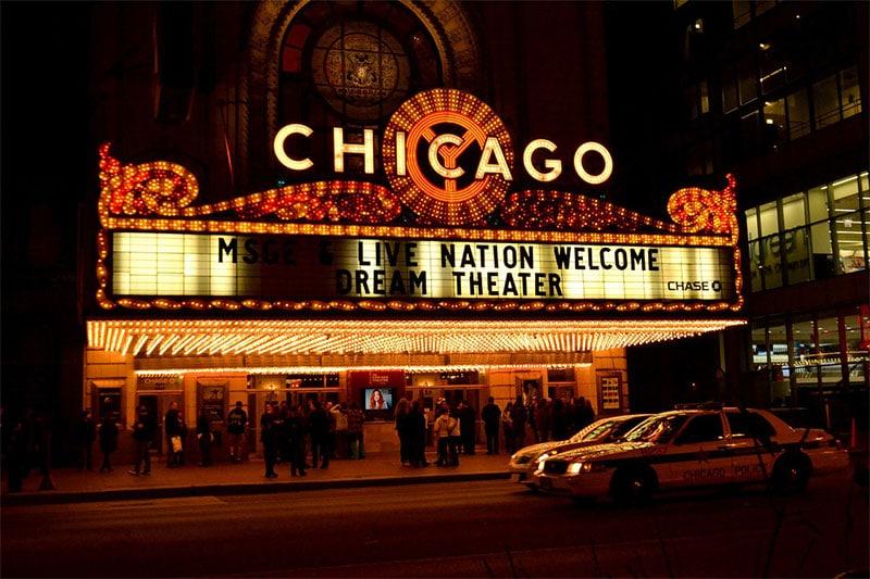 Théatre de Chicago