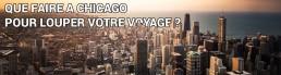 Que faire à Chicago ?