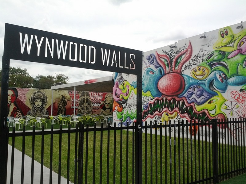 Que faire à Miami ? Visiter le Wynwood Art District