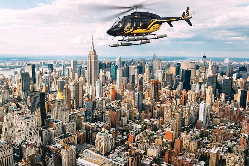 Elicottero Jfk Manhattan : Transfert de jfk à manhattan quel est le meilleur moyen