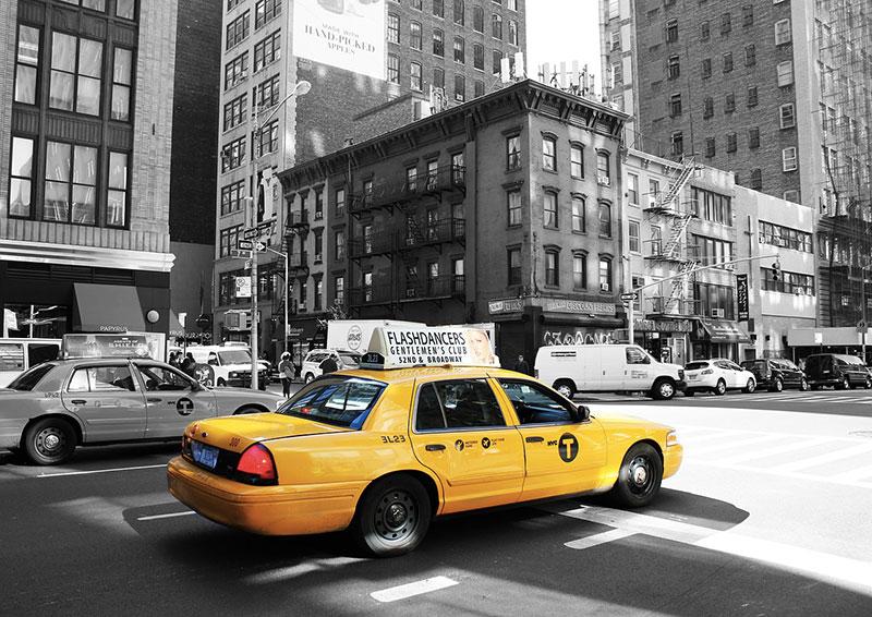 Transfert en taxi de JFK à Manhattan