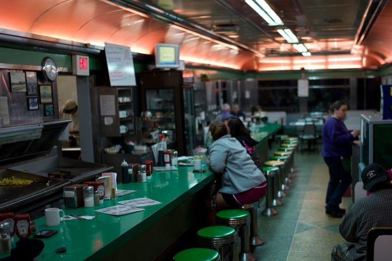 Al Mac's Diner, Fall River, Ma