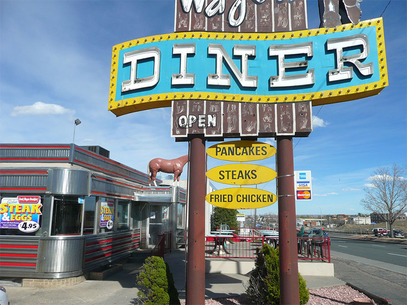 Davies Chuck Wagon Diner Lakewood Colorado