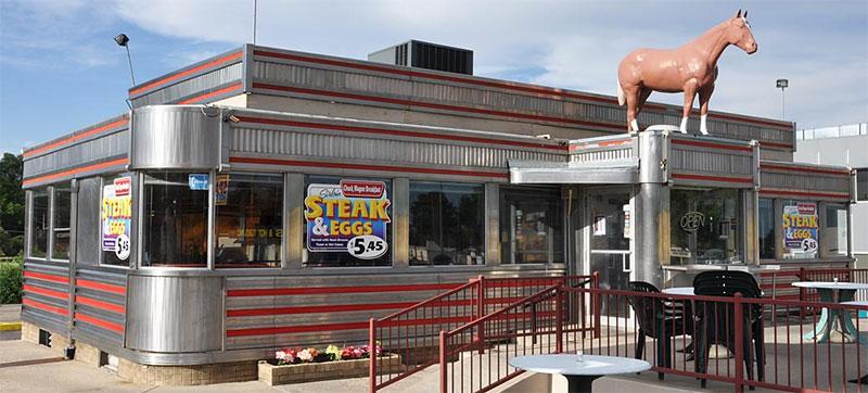Davies' Chuck Wagon Diner Lakewood Colorado