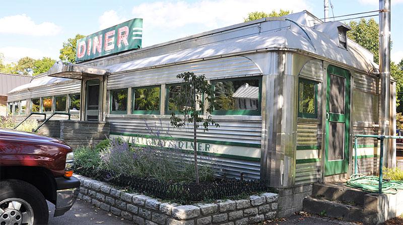 Village Diner, Red hook,