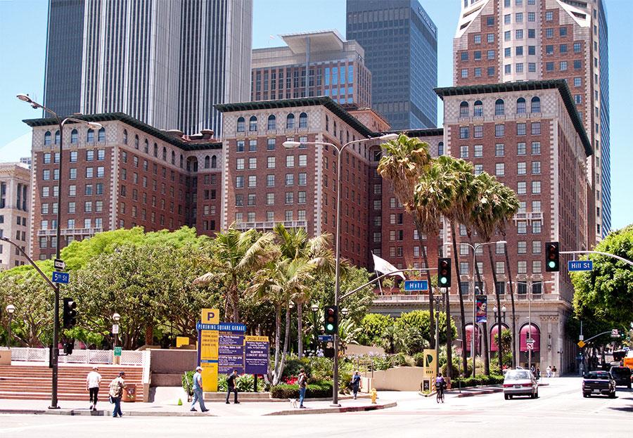 Millenium Biltmore Hotel à Los Angeles