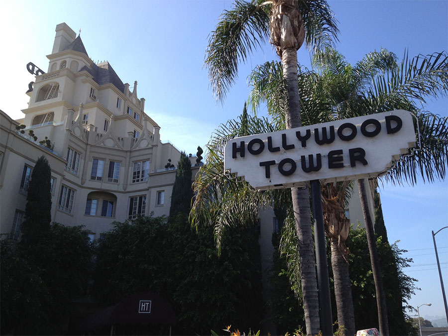 Hollywood Tower à Los Angeles