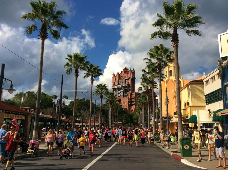 Hollywood Studios Walt Disney World