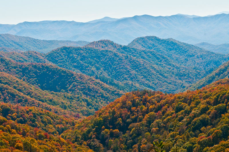 Great Smoky Mountains USA