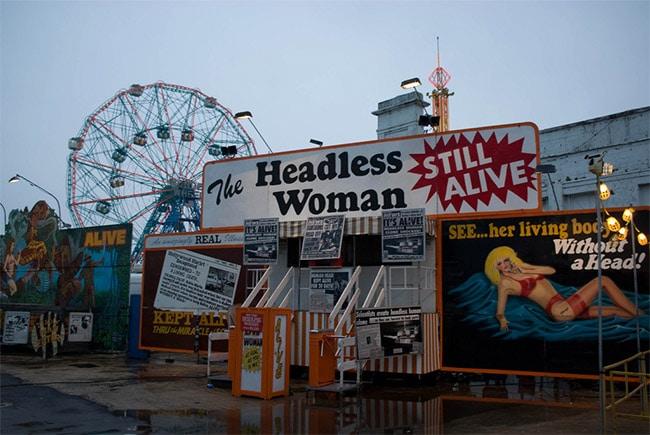 Attractions gratuites au Luna Park de Coney Island avec New York Pass
