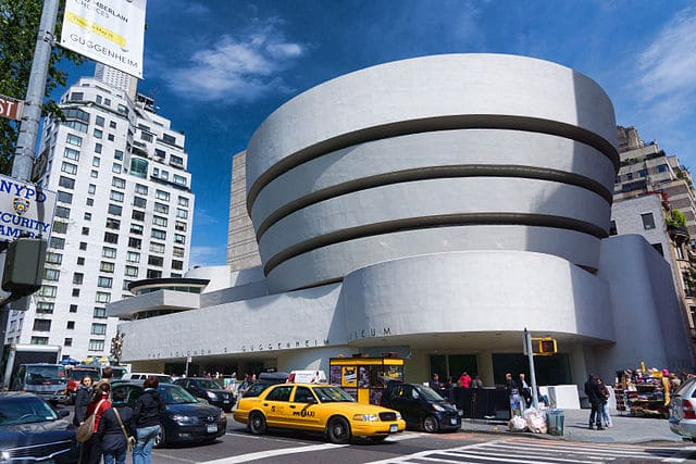Visite du Musée Guggenhein avec le New York Pass