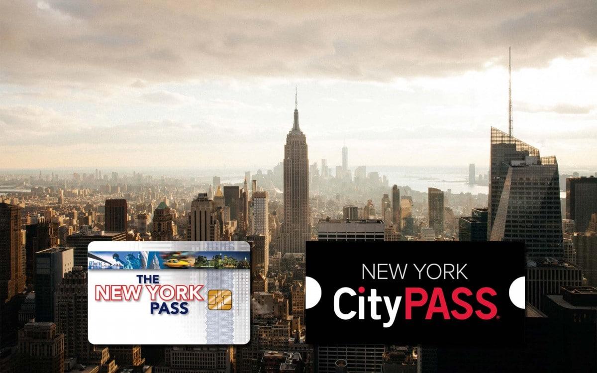 background new york city pass