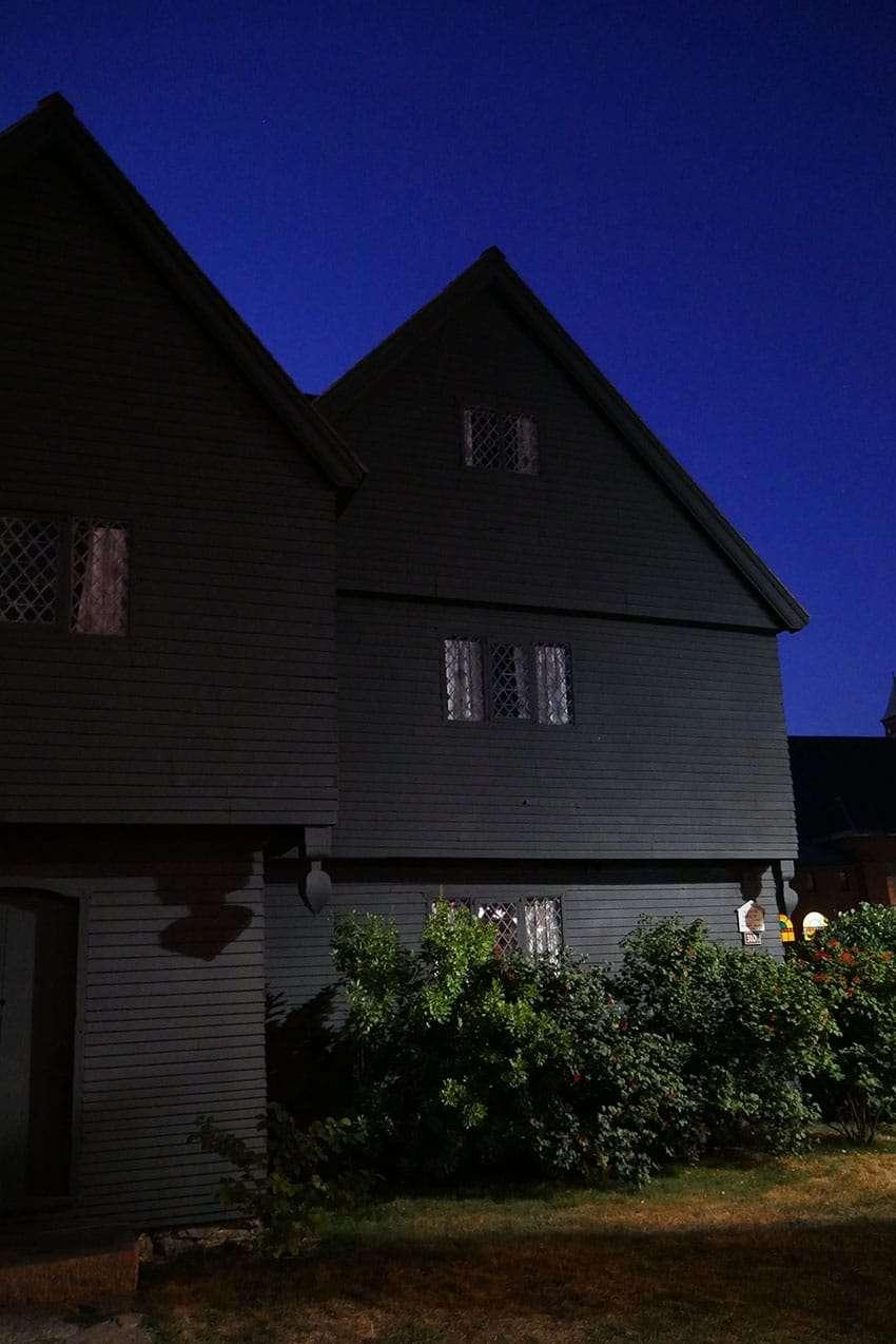 Corwin House Salem