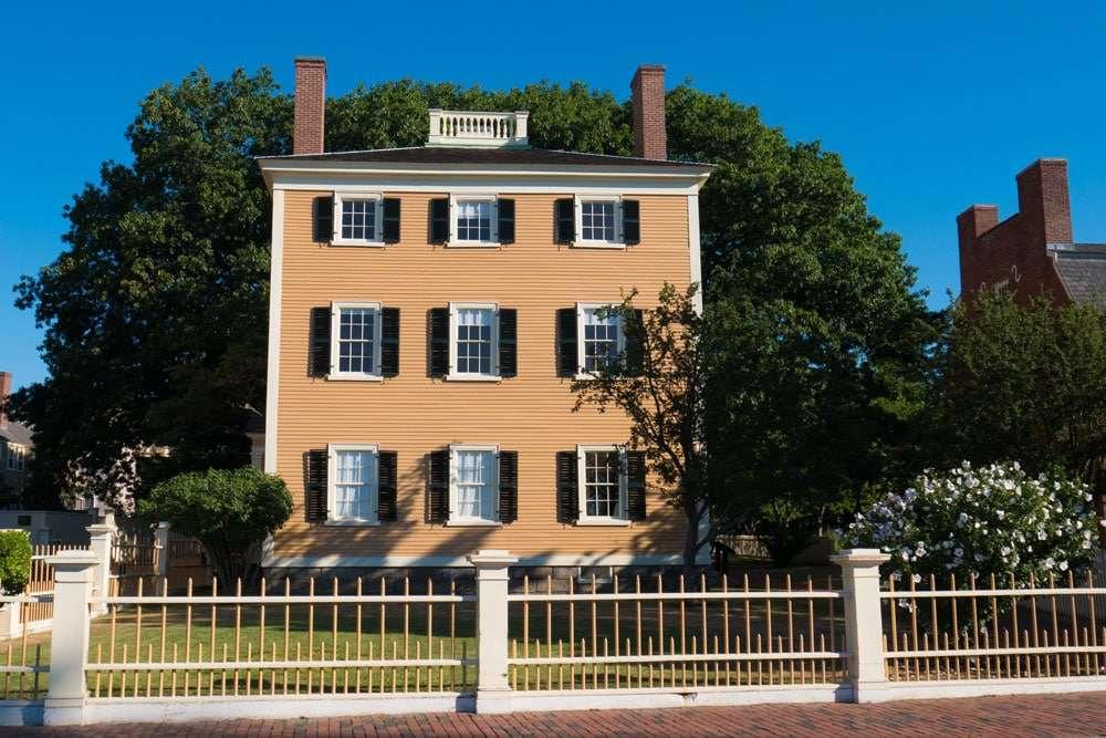 Maison historique à Salem