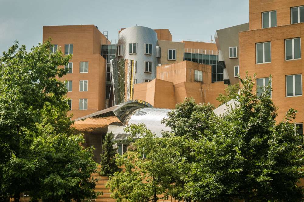 Architecture Frank Gehry au MIT