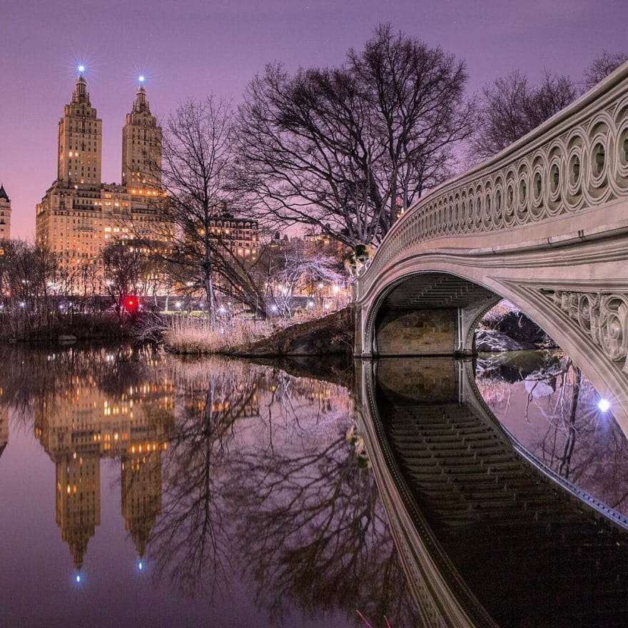 Matt Chimera photographie Central Park