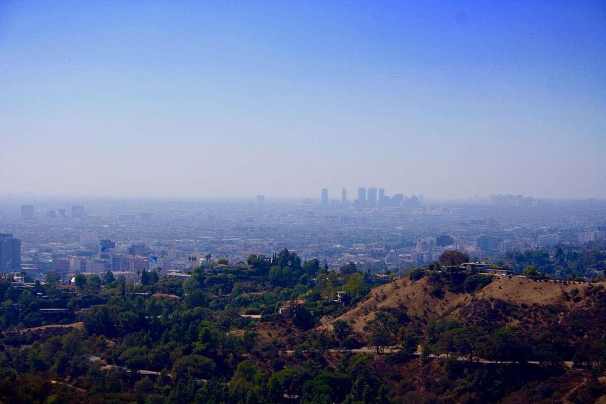 Skyline de Los Angeles
