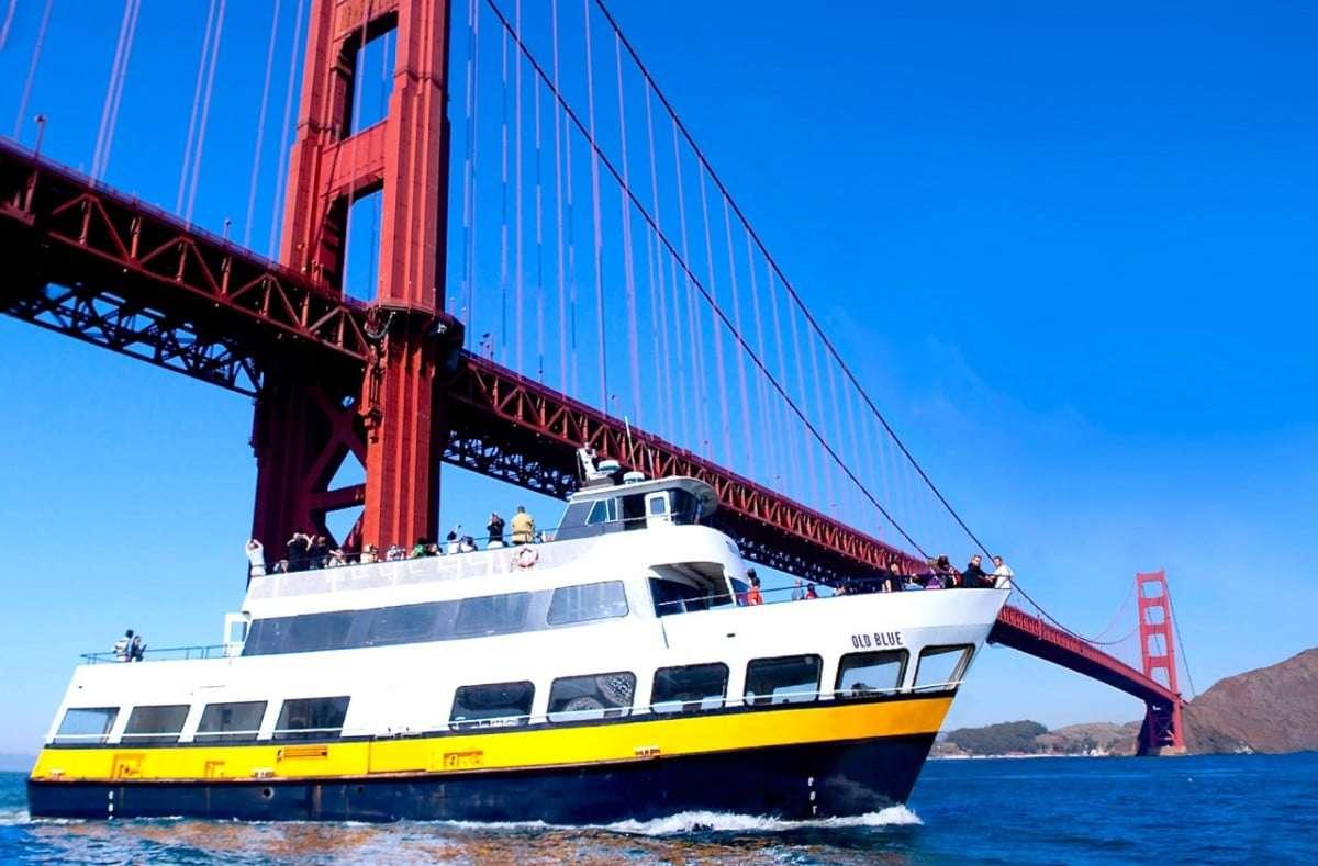 Blue and Gold Croisière à San Francisco avec le City Pass