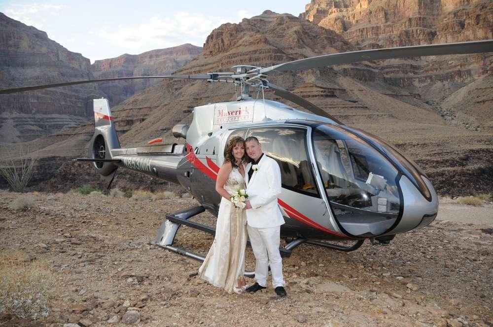 Mariage dans le Grand Canyon