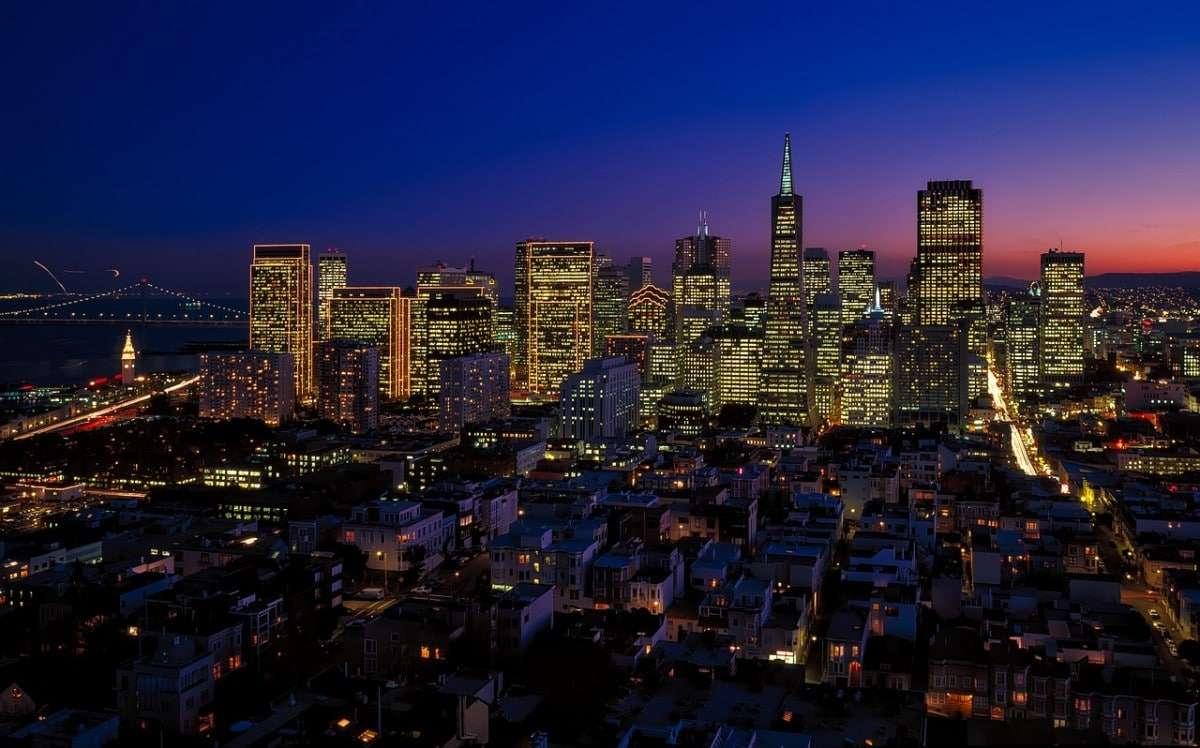 CityPass San Francisco - Skyline de Nuit