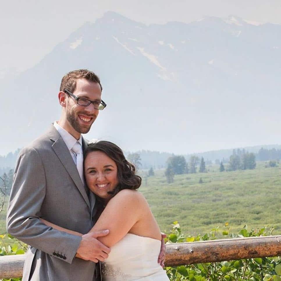 Mariage à Grand Teton National Park