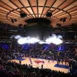 Voir un match de basket NBA des New York Knicks au Madison Square Garden