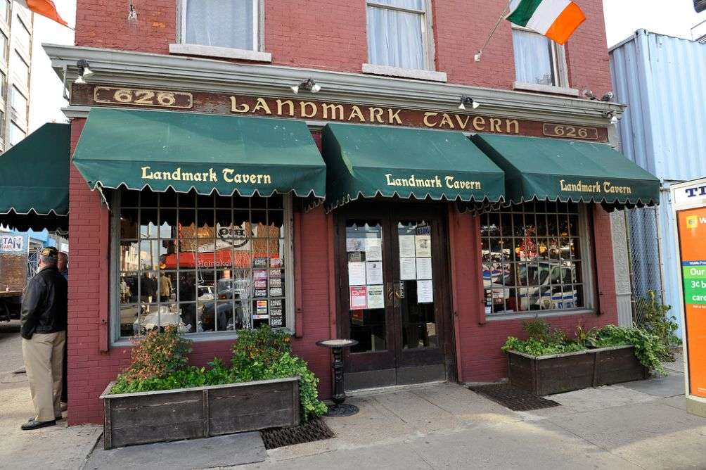 Landmark Tavern New York