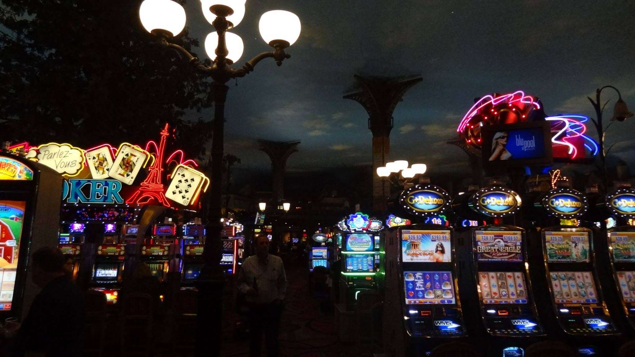 Casino Paris à Las Vegas